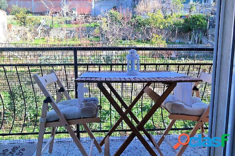 Ampio bilocale con cucina separata. terrazzo