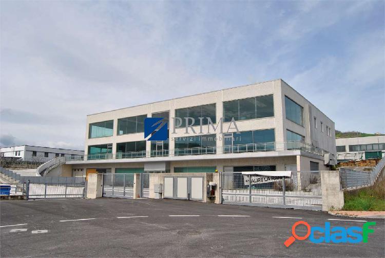 Rif. 177sq castelplanio capannone palazzina uffici