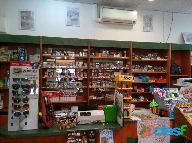 Cessione attivita' (tabaccheria) in centro storico