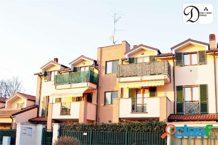 Appartamento trilocale piano primo be-2728