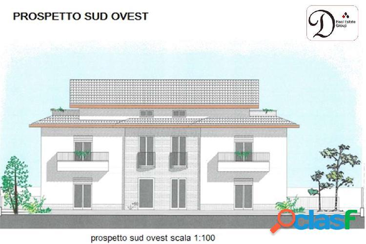 Appartamenti in quadrifamiliare da costruttore