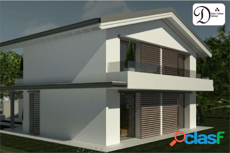 Villa indipendente con giardino, rif. be-2399