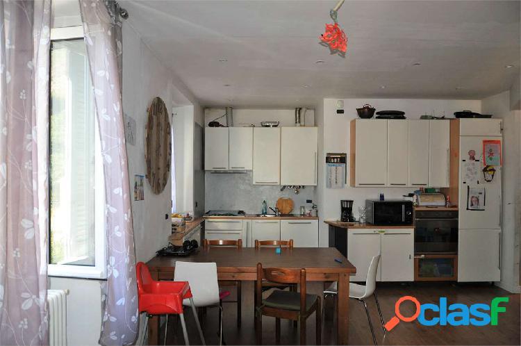 Appartamento ristrutturato all'ultimo piano