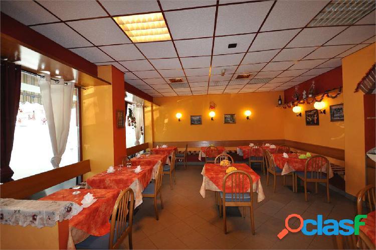 Attività' di ristorante e pizzeria in vendita