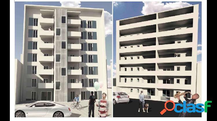 Appartamenti di nuova costruzione in centro