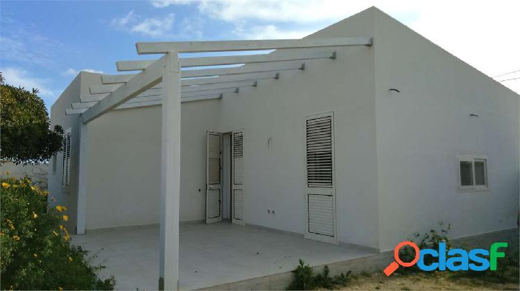 Villetta di nuova costruzione in via tunisi
