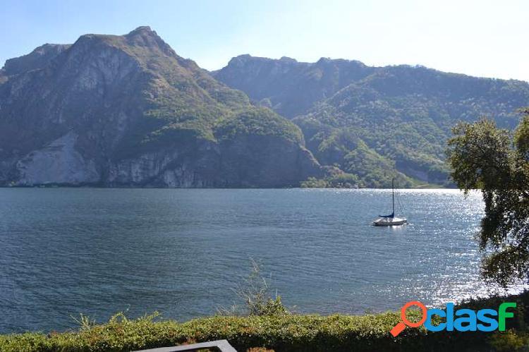 Abbadia lariana esclusiva villa sul lago di como