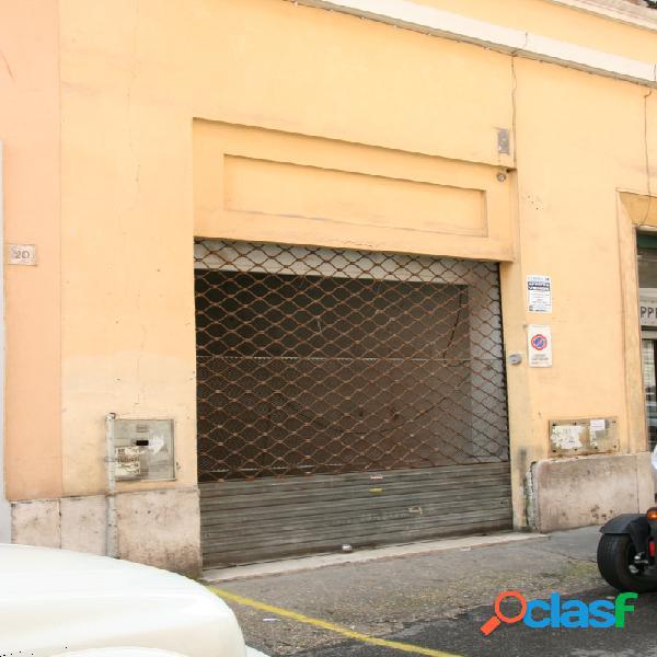 Vaticano locale commerciale ampia metratura