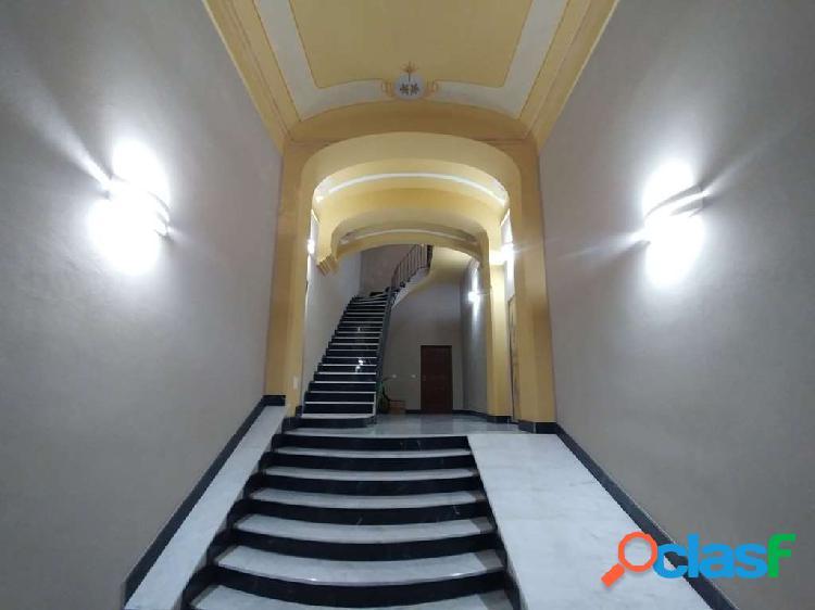 Sassari centro. attico e super attico in villa sto