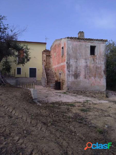 Casa rurale in vendita a torrevecchia teatina