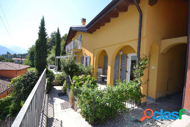 Villetta in residence con piscina