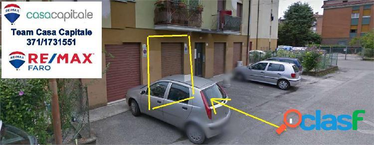 "Magazzino/garage 24mq piano terra zona ""f.lli ross"