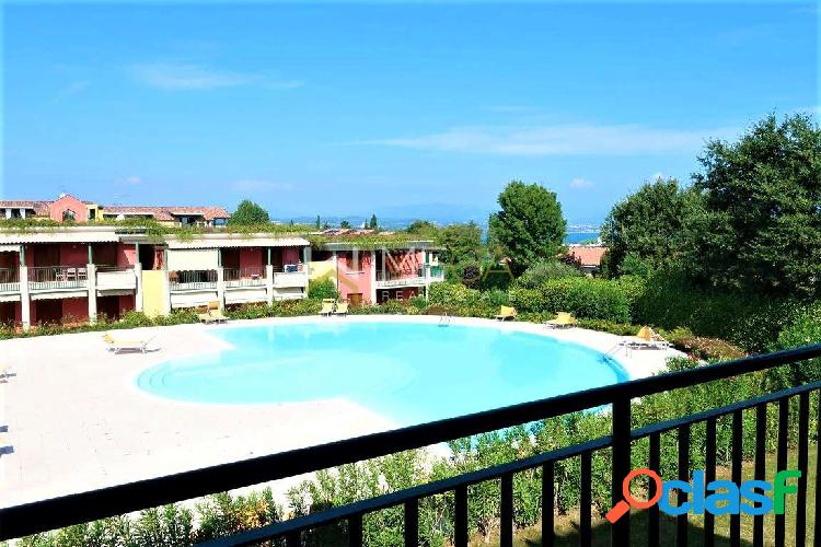 Appartamenti in residence con piscine,desenzano