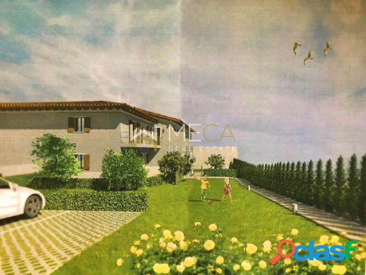 San Felice, nuovi appartamenti in centro classe A