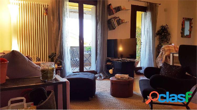 Signorile appartamento con terrazzo abitabile