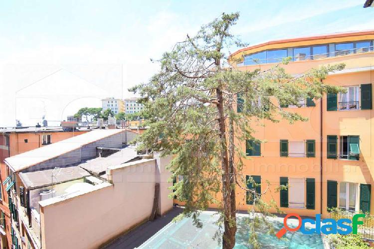 Genova salita inf sant'anna appartamento vendita