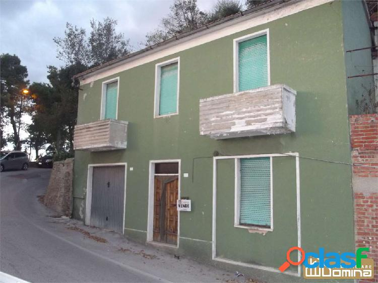 Casa singola in zona centrale del paese!!