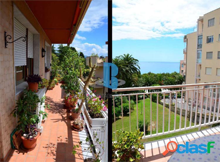 Appartamento su 2 livelli con magnifica vista mare 3