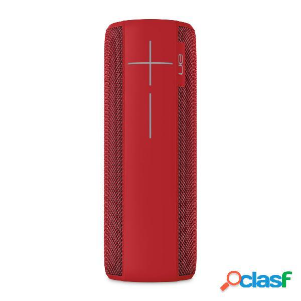 Logitech ue megaboom altoparlante wireless bluetooth - rosso