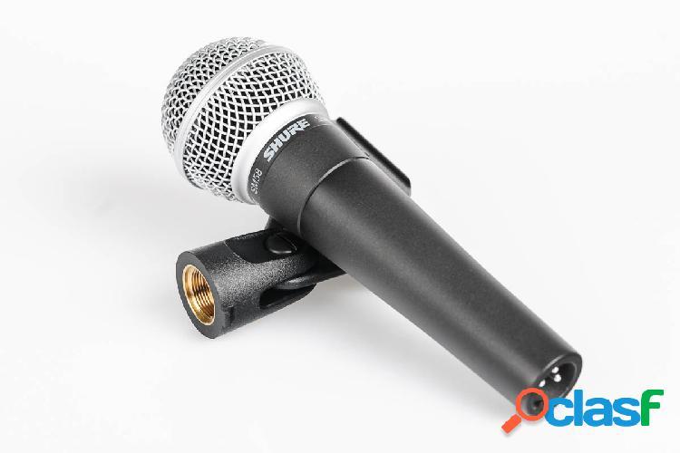 Shure sm58lc microfono per voce