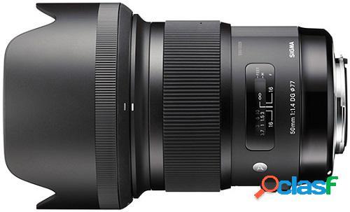 Sigma art 50mm f/1.4 dg hsm obiettivo - canon