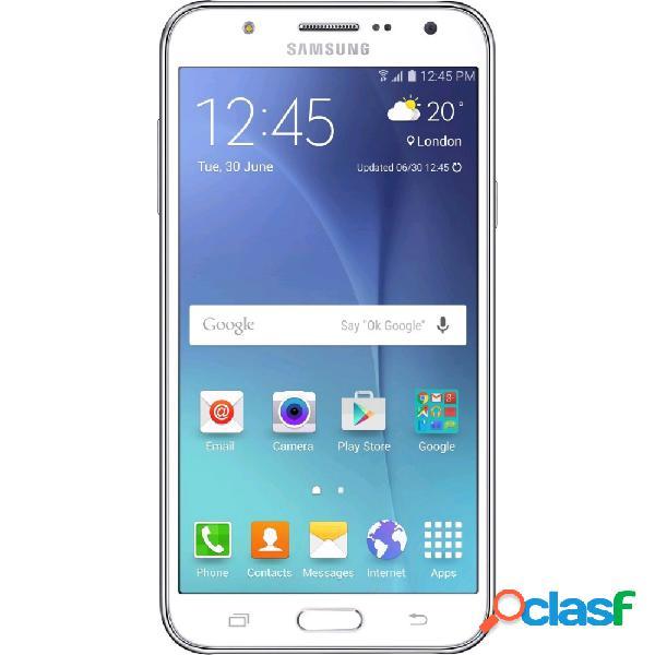 Samsung galaxy j5 j5007f 4g dual sim libero 8gb - bianco (solo ingl...