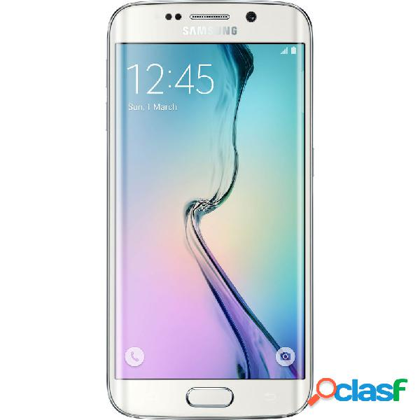 Samsung galaxy s6 edge g925i 64gb sim libero - bianco