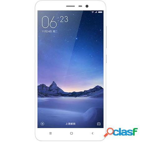 Xiaomi redmi note 3 32gb 4g dual sim libero - bianco argento versio...
