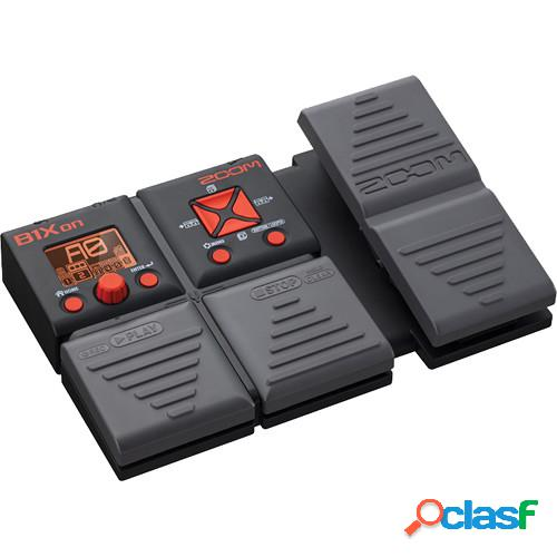 Zoom b1xon multi-effetti bass pedal