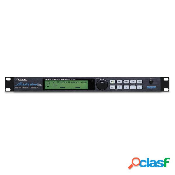 Alesis midiverb 4 doppio canale parallel effetti digitali processor