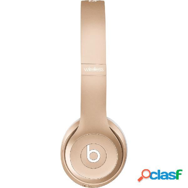 Beats by dr. dre solo2 wireless on-ear cuffie - oro