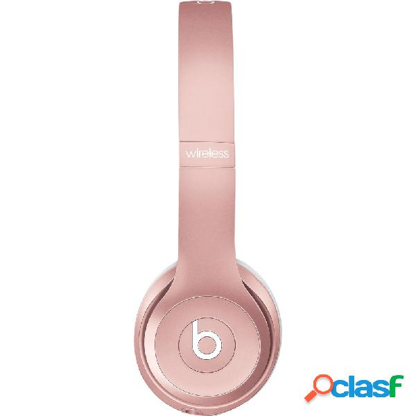 Beats by dr. dre solo2 wireless on-ear cuffie - oro rosso