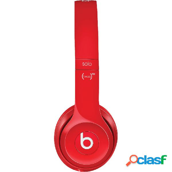 Beats by dr. dre solo2 wireless on-ear cuffie - rosso