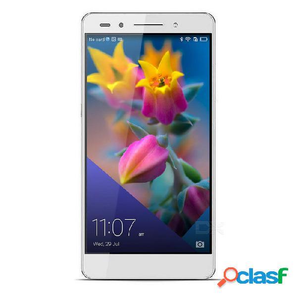 Huawei honor 7 16gb dual sim libero 4g - bianco argento versione ci...