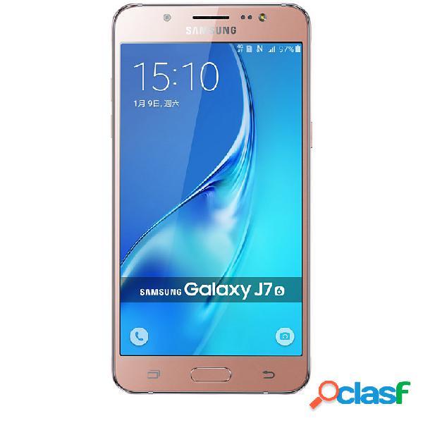 Samsung galaxy j7 j7108 4g 16gb dual sim libero (2016 versione) - rosa