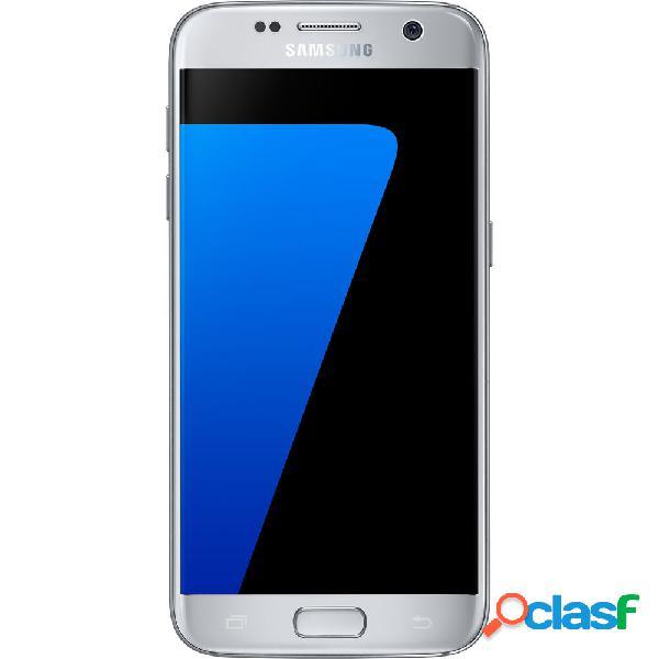 Samsung galaxy s7 g930fd 4g dual sim libero 32gb - argento