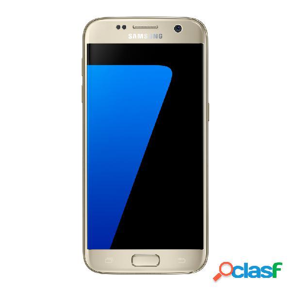 Samsung galaxy s7 g930fd 4g dual sim libero 32gb - oro