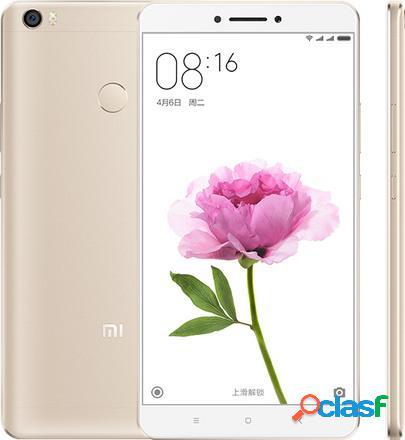 Xiaomi max dual sim libero 32gb 4g - oro versione cinese con pre-in...