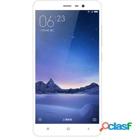 Xiaomi redmi note 3 2gb 16gb 4g dual sim libero - bianco argento ve...