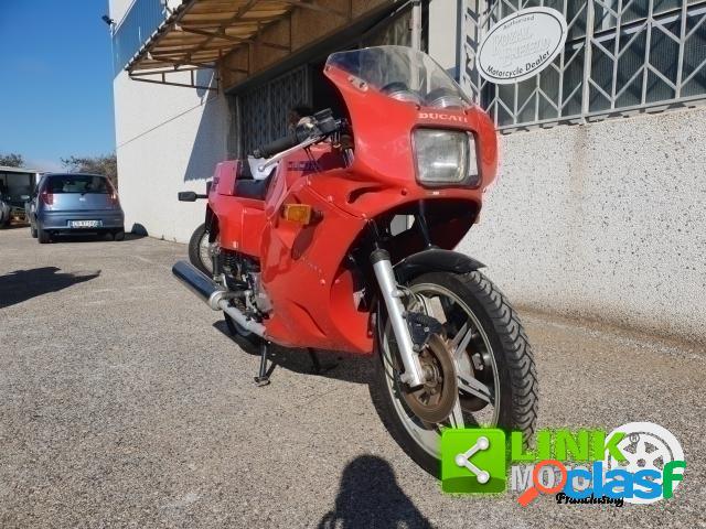 Ducati 350 xl pantah benzina in vendita a guidonia montecelio (roma)