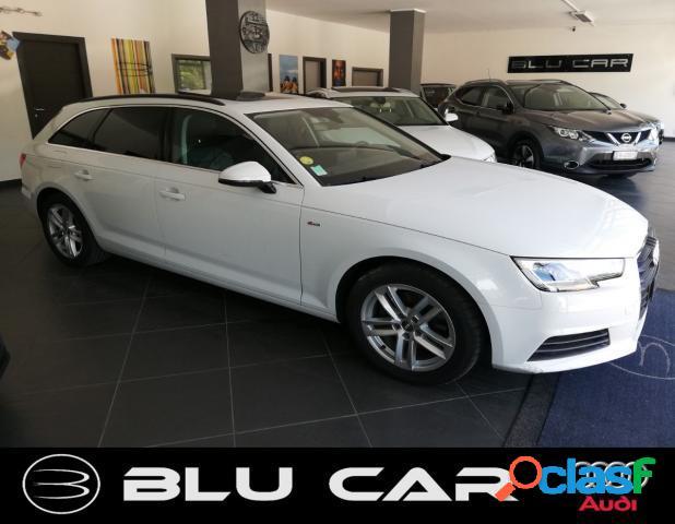 Audi a4 avant diesel in vendita a isernia (isernia)