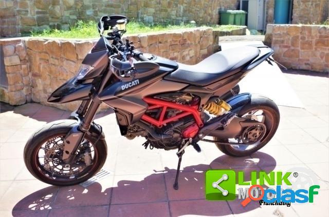 Ducati hypermotard 821 benzina in vendita a prato (prato)