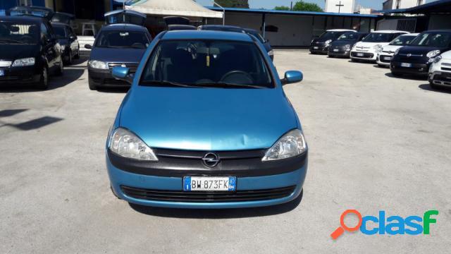Opel corsa benzina in vendita a giugliano in campania (napoli)