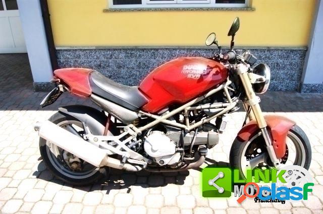 Ducati monster 750 benzina in vendita a san maurizio canavese (torino)