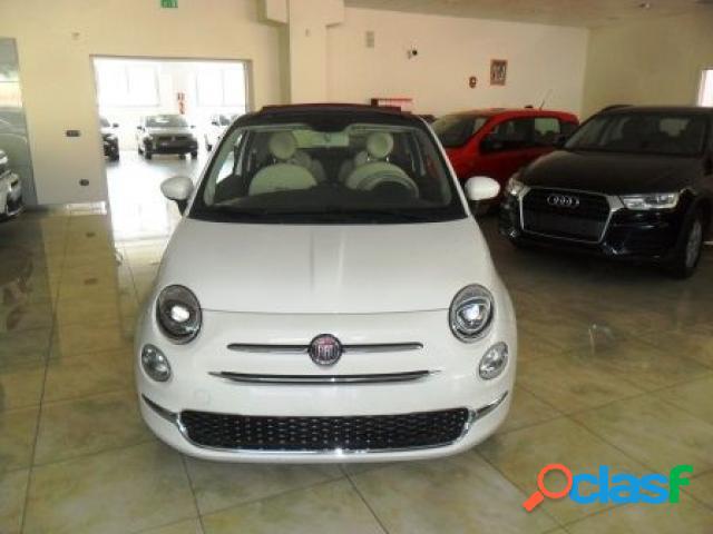 Fiat 500 cabrio benzina in vendita a castellammare di stabia (napoli)