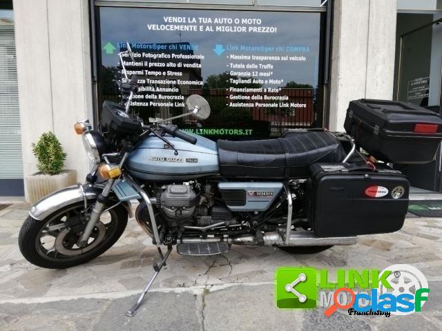 Moto Guzzi Idroconvert 1000 benzina in vendita a Milano (Milano)