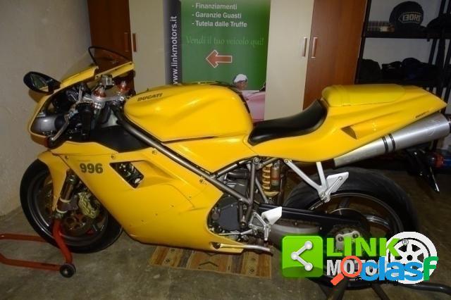 Ducati 996 benzina in vendita a telgate (bergamo)