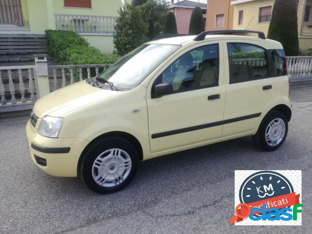Fiat panda metano in vendita a mirandola (modena)