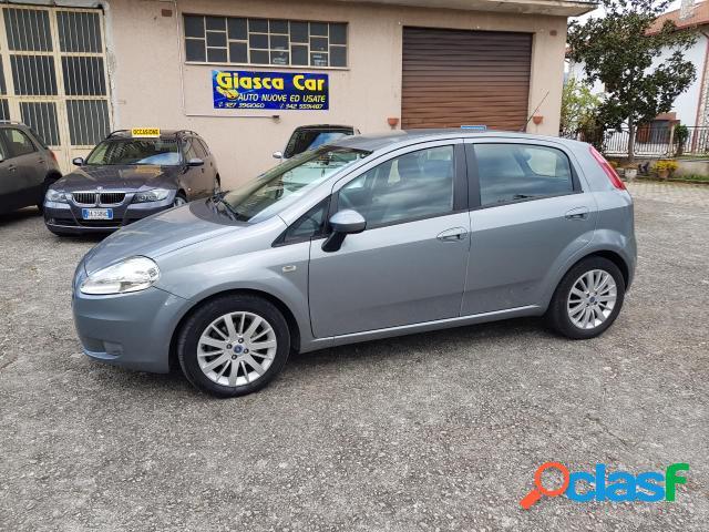Fiat grande punto diesel in vendita a sassano (salerno)