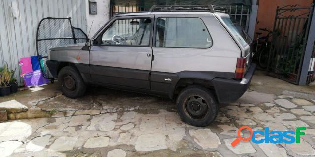 Fiat panda benzina in vendita a accettura (matera)